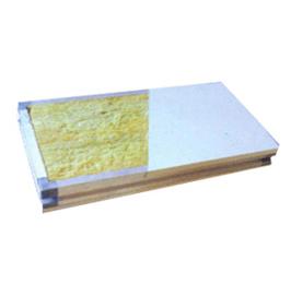 岩棉手工夹芯板