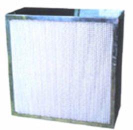 H系列GK高效空气过滤器