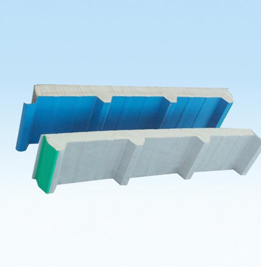 机制彩钢夹芯板