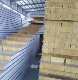304不锈钢10CM岩棉板